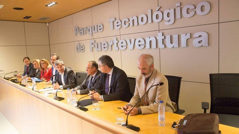 Fuerteventura Technology Park joins the CIDE network
