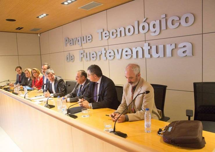 Fuerteventura Technology Park joins the CIDE network