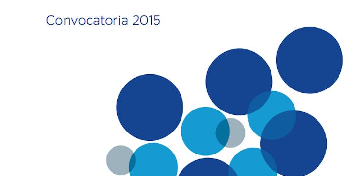 Convocadas Ayudas Fundación BBVA 2015 a Investigadores y Creadores Culturales