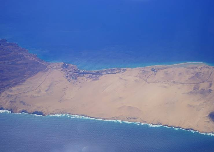 Red.es and Cabildo of Fuerteventura sign the agreement that allows to launch the initiative ' Fuerteventura Open i-Sland