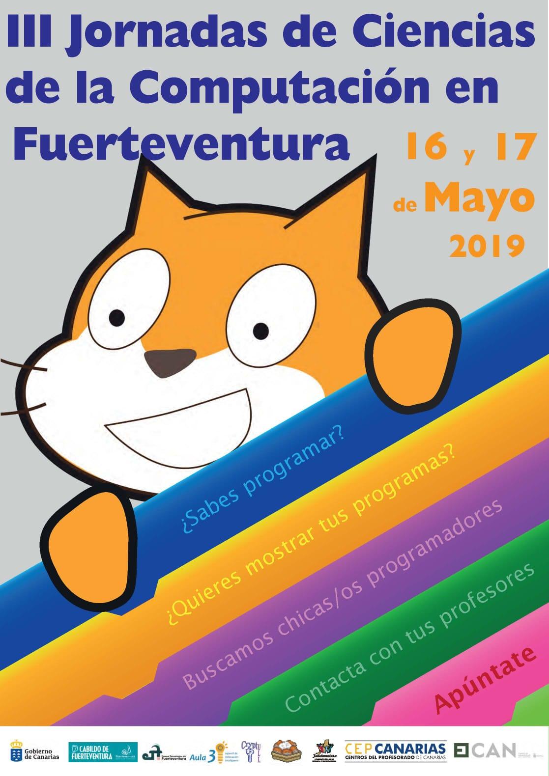 Comienzan las III Jornadas de Ciencias de la Computación en Fuerteventura