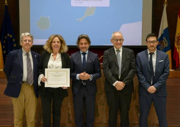 Parque Tecnologico, Premio de Excelencia a la Transparencia Digital en Canarias